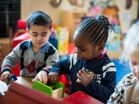 SALI Childcare Facilities